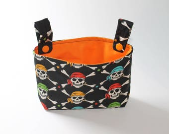 Handlebar bag for wheel pirate