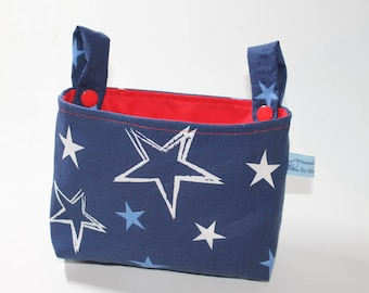 Handlebar bag for Wheel star Marine