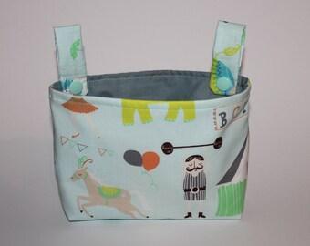 Handlebar bag for Wheel circus blue