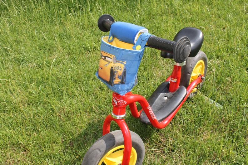 Handlebar bag for wheelbikeScooter Monkey Blue
