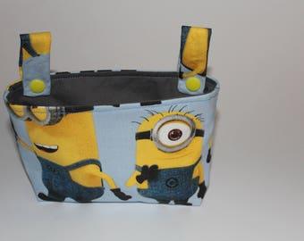 Handlebar bag for Minion wheels
