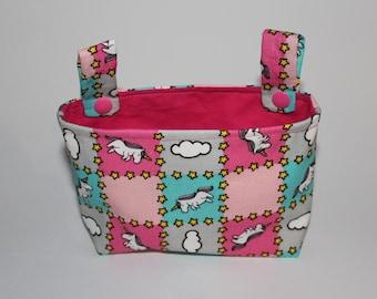 Handlebar bag for Unihorn impeller colorful