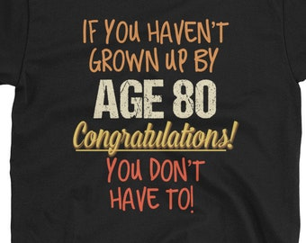 80th Birthday Gift Shirt 1938 80 For Dad Grandfather