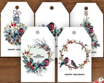 elegant gift tags etsy