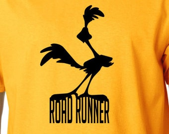 dda4c6d0 Road Runner Shirt / Road runner/ Cartoon shirt / Adult Unisex T-Shirt  available in a variety of colors