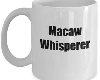 Macaw Whisperer Mug