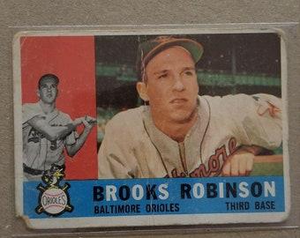 727035fec 1960 Topps Brooks Robinson  28