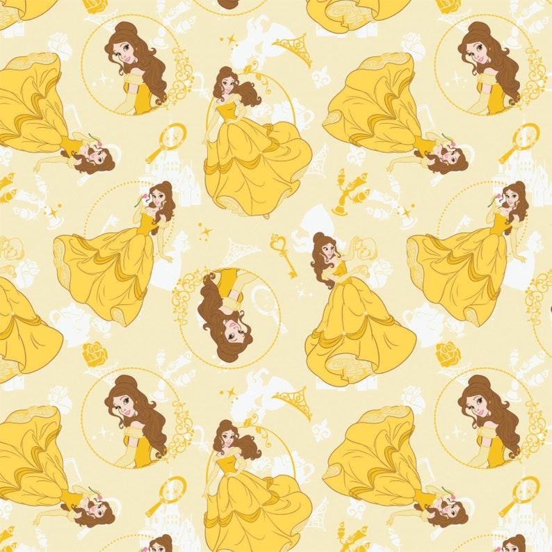 Camelot Fabrics-- Disney Princess Heart Strong Collection girl/'s quilt fabric 100/% cotton Cinderella quilt fabric