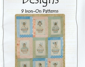 Stitchery Quilt Sewing Kit - Angel Cake & Friends