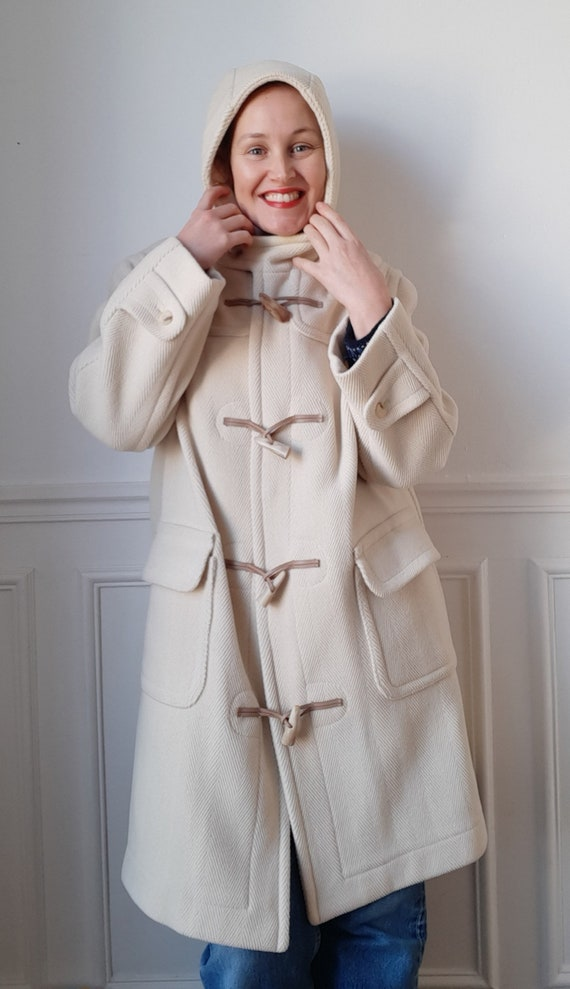 Duffle coat 90s