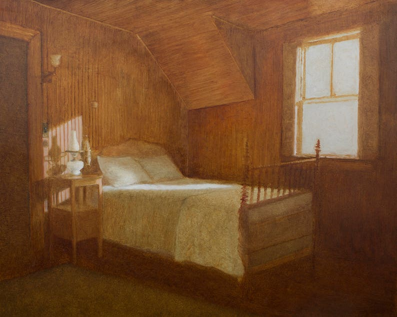 Room Three Last Clean  Giclee archival print signed by the image 0