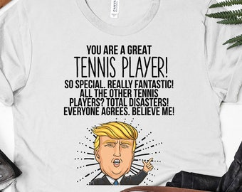 e6d13bbe42 TENNIS GIFTS Tennis Player Gift Ideas Tennis T Shirt Tennis Coach Gift  Tennis Captain Tshirt Gift for Him Tee for Men For Her For Women