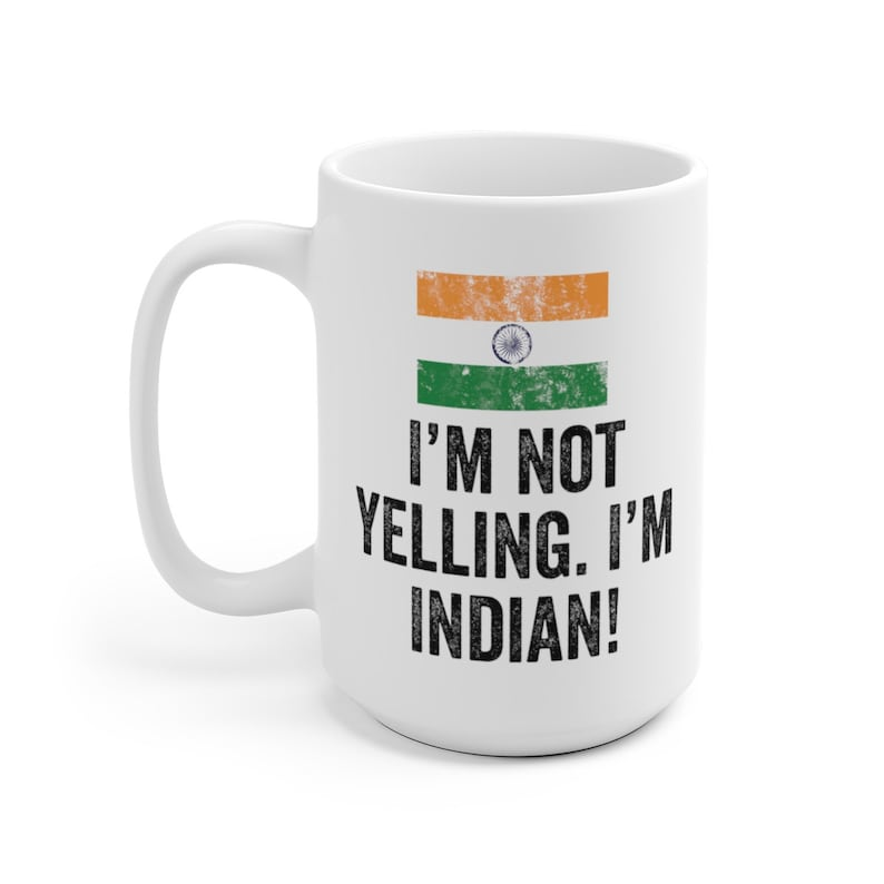 INDIAN COFFEE MUG India Gifts Indian Pride Tumbler Cup | Etsy