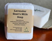 Lavender Goat's Milk ...