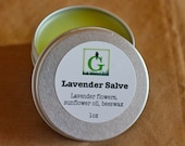 Fragrant Lavender Salve...