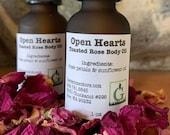 Rose Petal Oil - Open Hearts