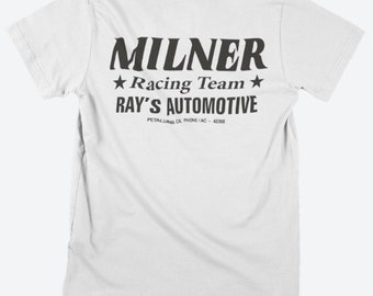 1034c5a30 Milner Racing Team American Grafitti T-Shirt '32 Ford '55 Chevy Hot Rod  Muscle Car
