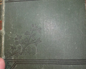1887  edition -Jo's Boys and how they turned out by Louisa alcott