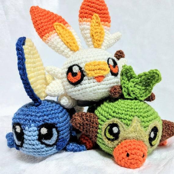 Pokémon Party in the Studio: Adorable Amigurumi Patterns! | Lion ... | 570x570