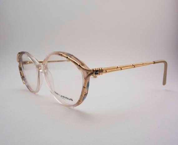 Vintage TED LAPIDUS Glasses