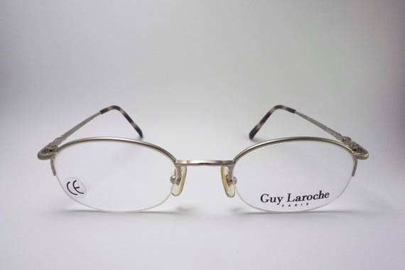 GUY LAROCHE's Vintage glasses