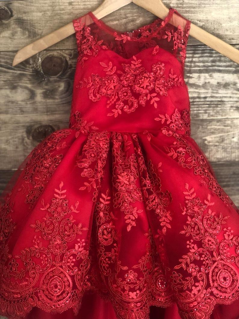 209c8499a69 Ximena Dress-All Lace Flowergirl girls bridal jr bridesmaid