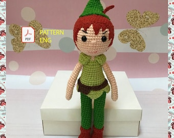Tinkerbell crochet pattern | Crochet patterns, Crochet doll ... | 270x340