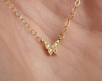 14K Yellow Gold August Birthstone Cubic Zirconia CZ Girl Charm Pendant with 2mm Figaro 3+1 Chain Necklace