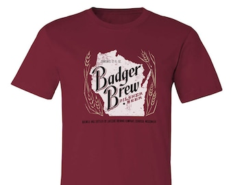 Badger Brew Tee