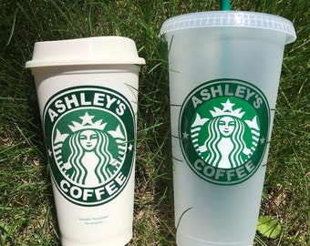 Reusable hot & cold cup-Starbucks-Custom