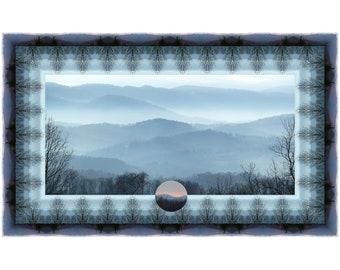 Blue Mountains Panel