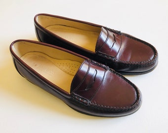 ea6d3115df9 VTG G.H. Bass Weejun Penny loafers