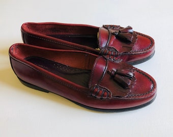 34471f937e7 VTG G.H. Bass Loafers