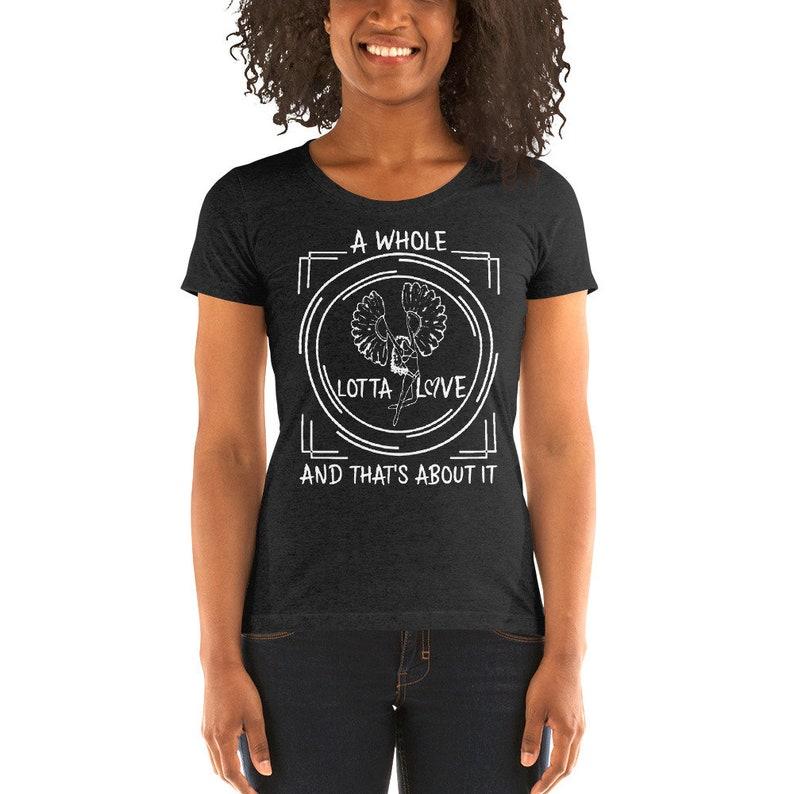 742dfbac LED ZEPPELIN themed Women's tri-blend T-shirt   Etsy