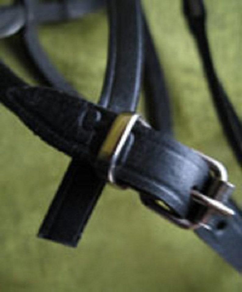 Puddle Leather Muzzle