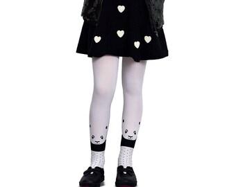 Zep Shoes - Panda  Head Kids Tights