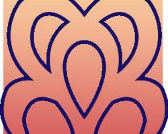 Spirit Devourer Graphghan Pattern