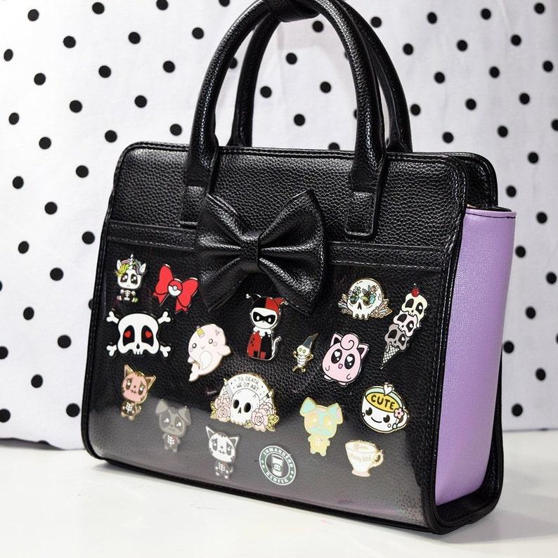 SECONDS SALE! Itabag and Enamel Pins - ita bag - ita purse