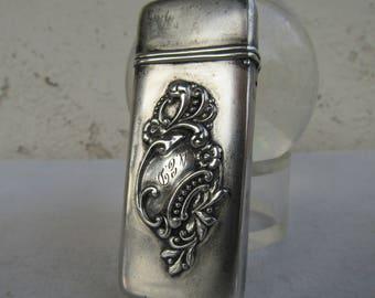 Antique Sterling Vesta Case