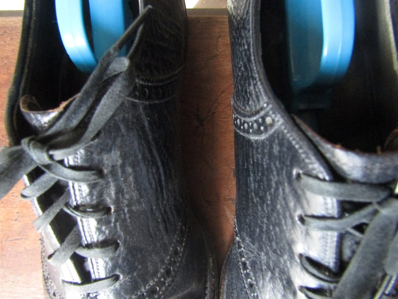 Men/'s Black Shoes Sz 10