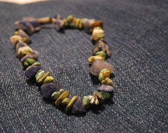 Semiprecious stones Bracelet