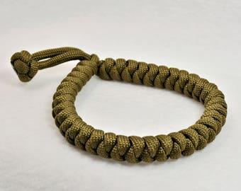 Snake Knot Paracord Bracelet 3b92d4127