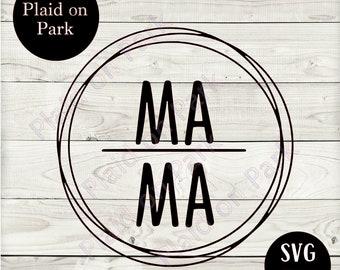 Circle Svg Etsy