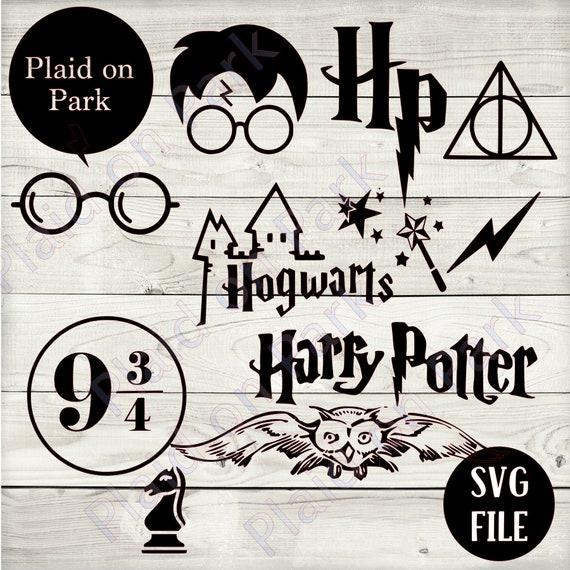 Instant Download Harry Potter Svg Hogwarts Svg Harry Potter Etsy