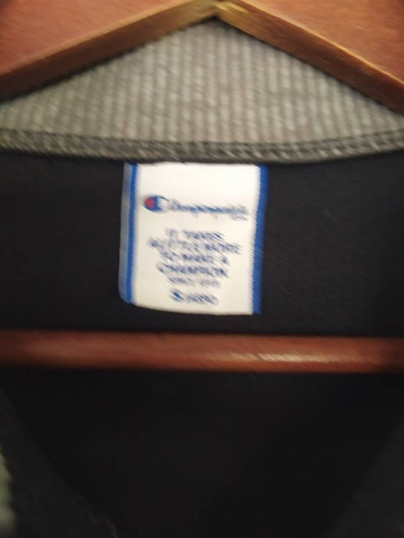 Vintage Champion Products Embroidered Big Logo Sw… - image 3