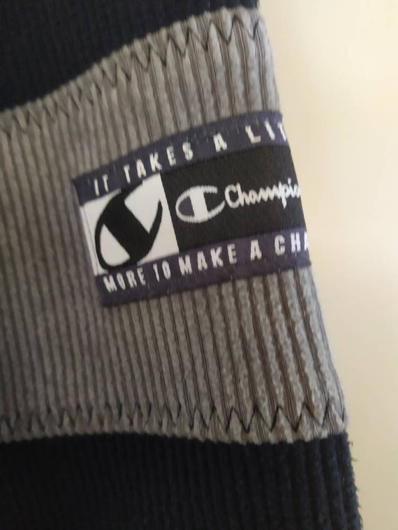 Vintage Champion Products Embroidered Big Logo Sw… - image 7