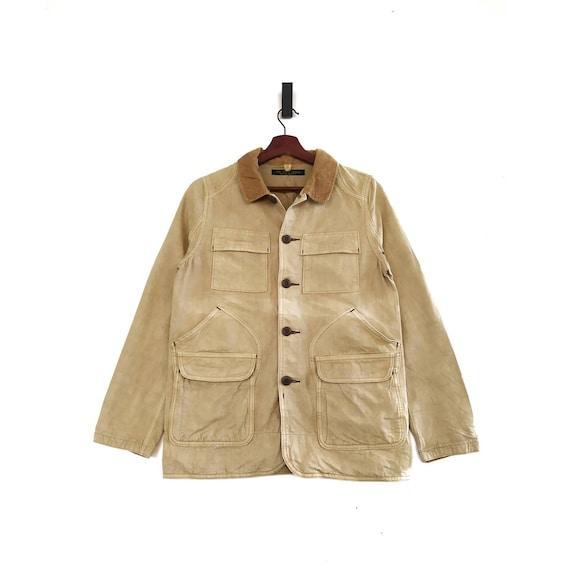 Japanese Brand Fith Clothing Works Chore Jacket