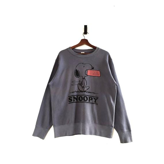 Peanuts Snoopy x Uniqlo Crewneck Sweatshirt