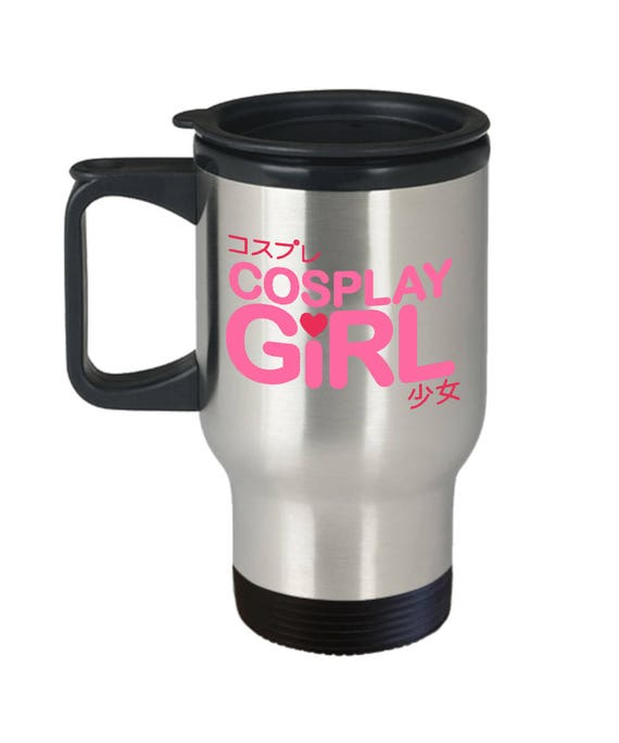 Cosplay Travel Mug Cosplay Mug Anime Mug Cosplayer Gift Etsy