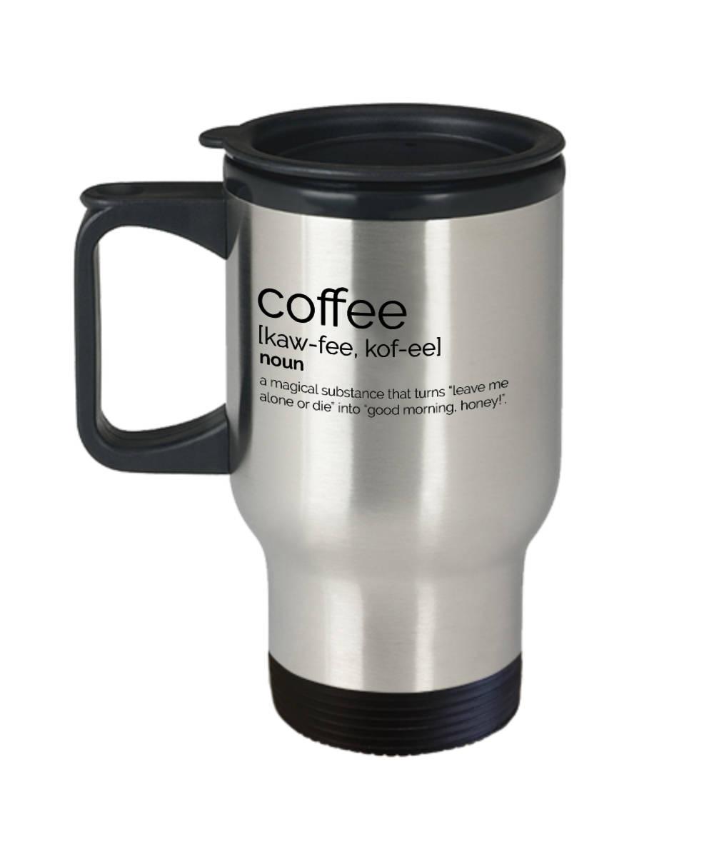 Definizione Di Caffè Tazza Di Caffè Caffè Stampabile Etsy